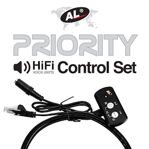 ALP HiFi Control Set with Speaker