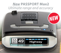 Escort Passport Max / Max2