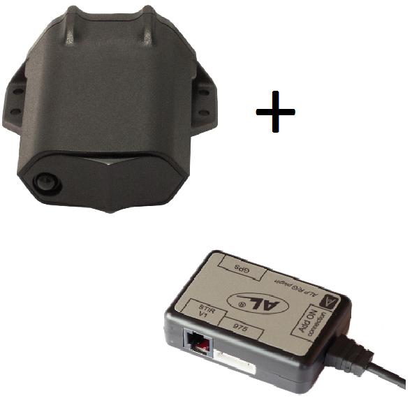 Radenso HD+ Remote Radar Add-On for ALP