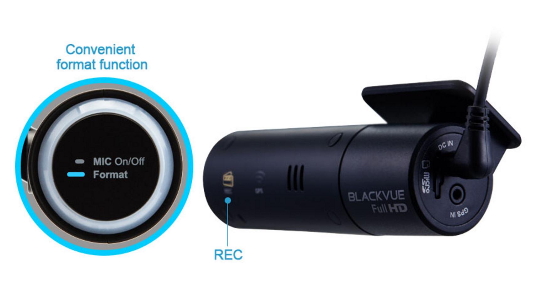 Blackvue DR3500-FHD Dash Camera