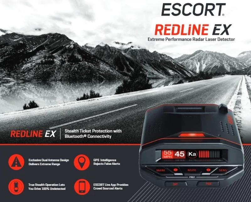 Escort RedLine EX