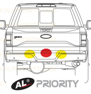 AL Priority Rear Defense Add-on