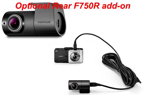 Thinkware X550 Dashcam