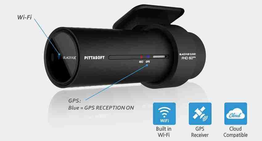 Blackvue DR750S-1CH Dash Camera ($CAD)