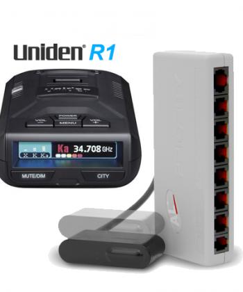 Uniden R1 + ALPriority Package