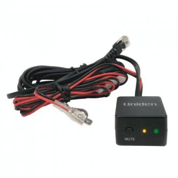 Uniden Hardwire Kit with Mute