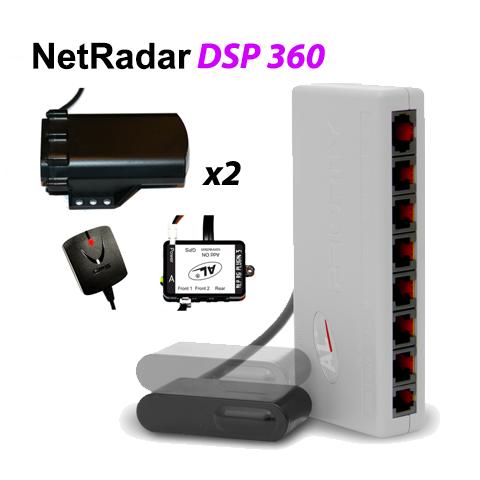 NetRadar DSP 360 with AL Priority