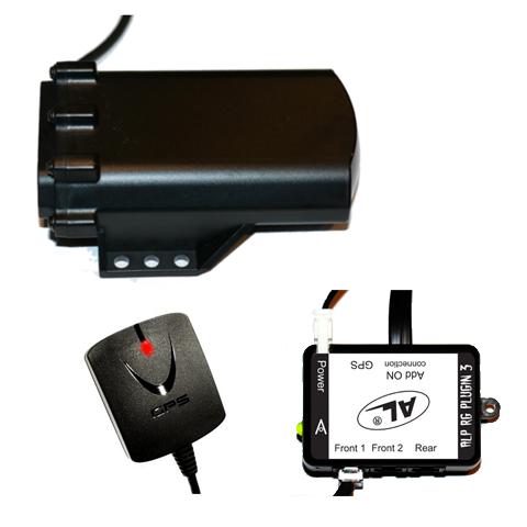 Motorcycle Radar Laser Package - ALPriority and Radar Integration