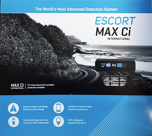 Escort MaxCi International
