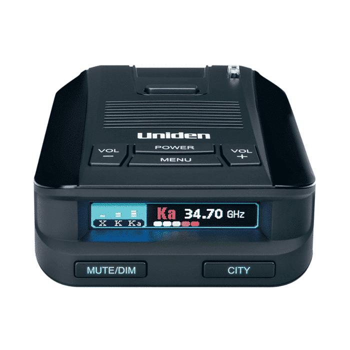 Uniden DFR8 radar detector