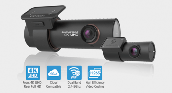 Blackvue DR900S 4K Dash Camera