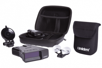 Uniden R7 included accessories