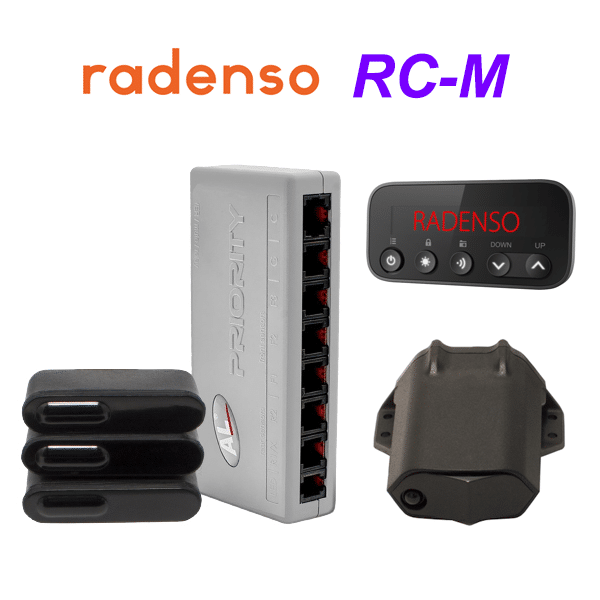 Radenso RC-M with AL Priority
