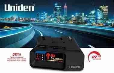 Uniden R7 firmware update