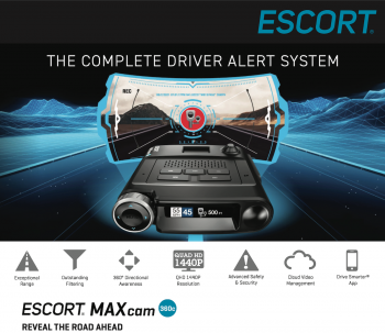 Escort MAXcam 360c
